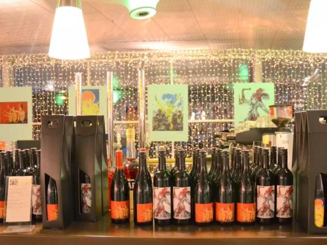 Galababend bei Yaoyao; Weinverkostung bei meinem Lieblingsasiaten