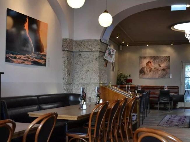 Ei im Glas; meine Salzburger Frühstückskaffeehäuser; Café Classic im Mozart Wohnhaus