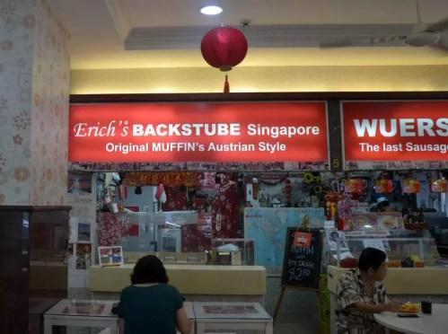Erichs Würstel Singapur