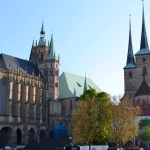 Frisch verliebt in Erfurt