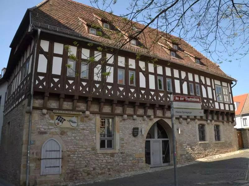 Erfurt Münze