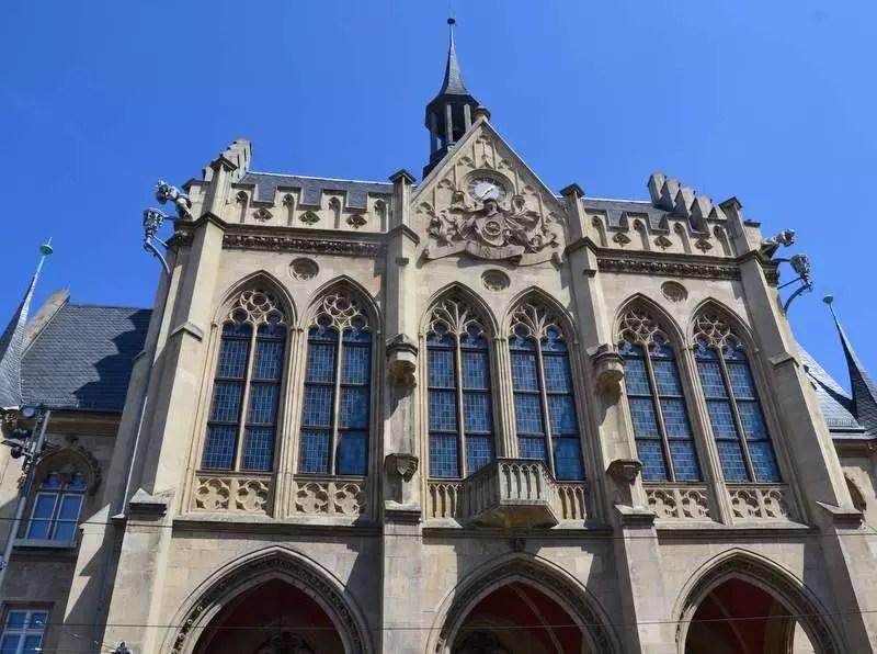 Erfurt Rathaus (2)