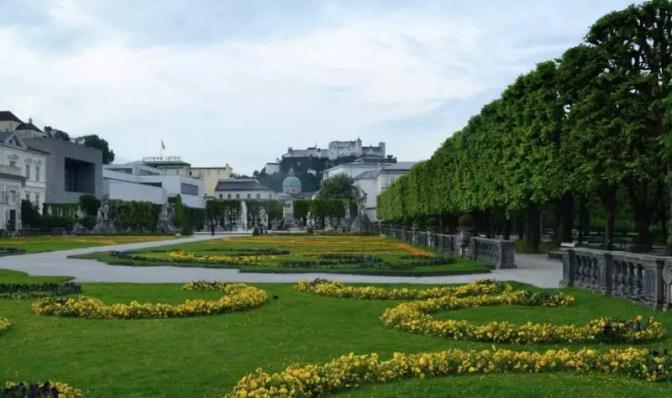 Mirabell Garten