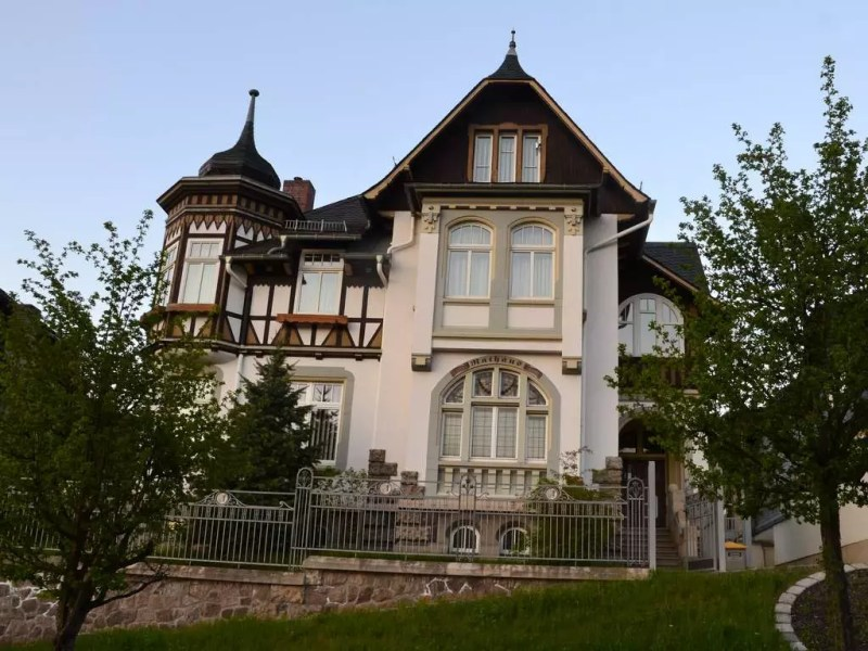 Rathaus in Probstzella, Südthüringen
