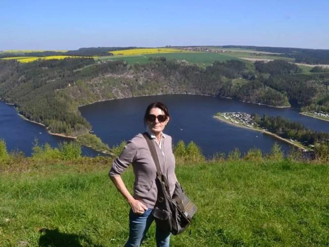 Natur pur am Thüringer Meer und die Saalfelder Feengrotten