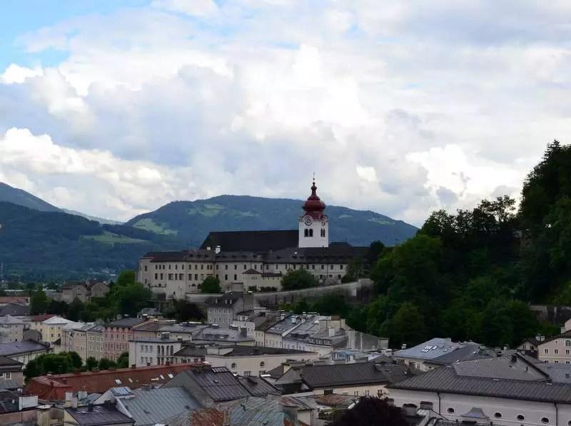 Kloster Nonnberg