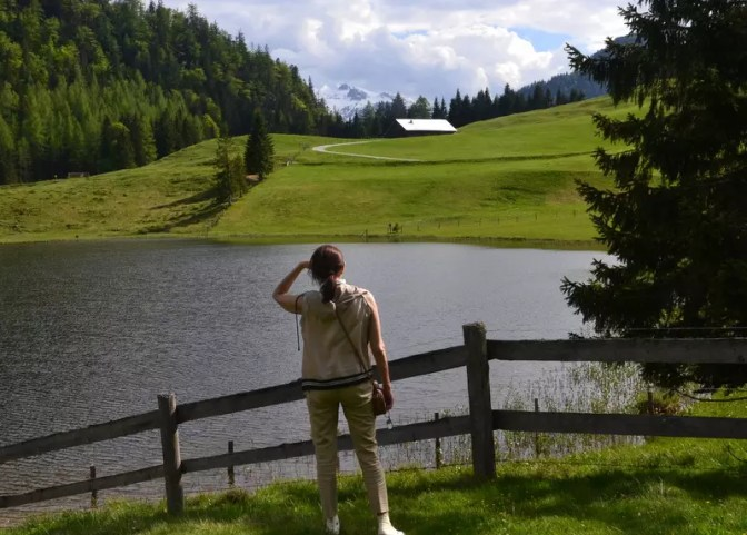 Ausblick Seewaldsee