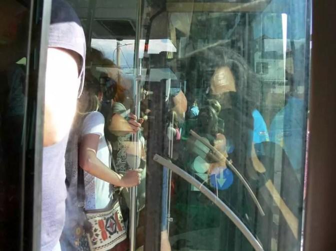Bus nach Sulzano