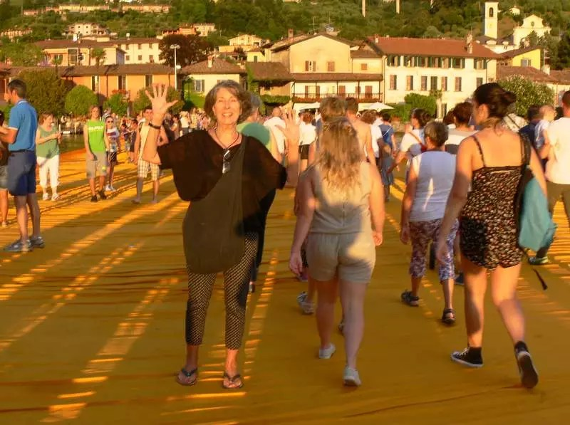 Iseosee floating piers