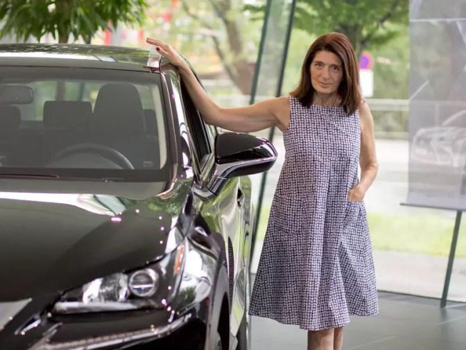 Lexus Toyota Frey