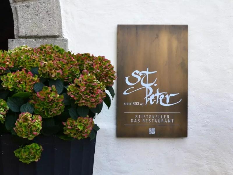 St.Peter Stiftskeller