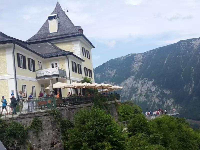 Bergrestaurant Rudolfsturm