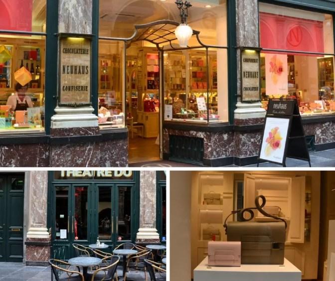 Brüssel Königliche Galerien