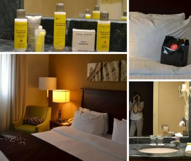 Marriott Brüssel Zimmer (1)
