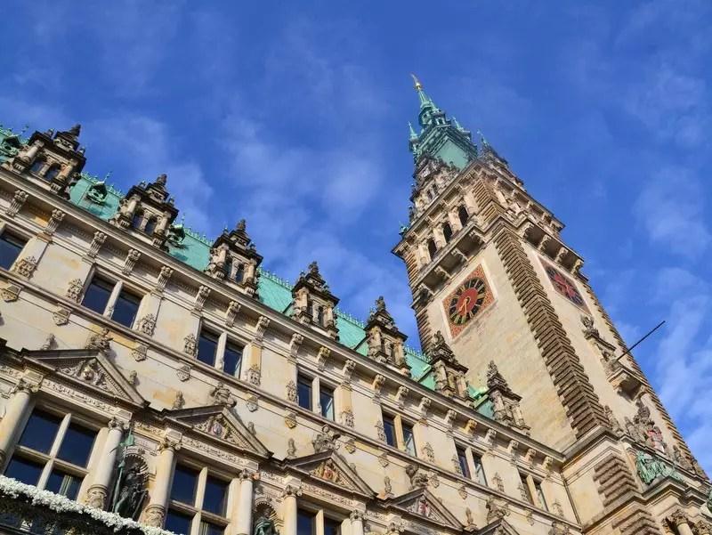 Rathaus Hamburg (2)