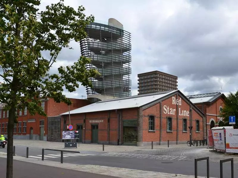 Red Star Line Museum Antwerpen