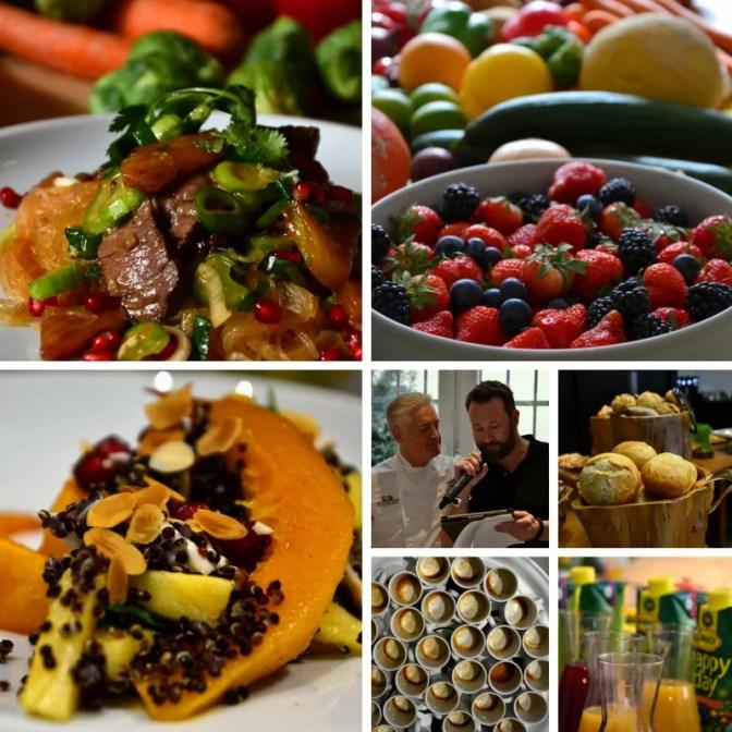 Showküche bei Warendorf, Food Blog Award 2016