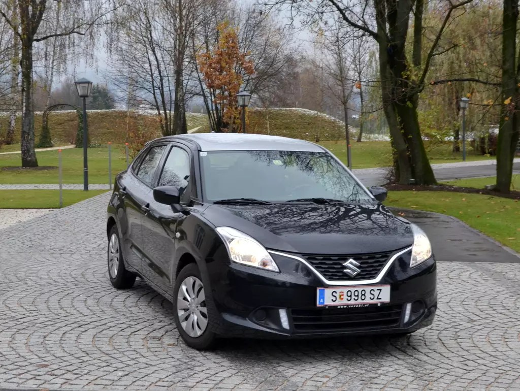 Auf der Suche nach einem neuen Auto; Suzuki Baleno 1.2