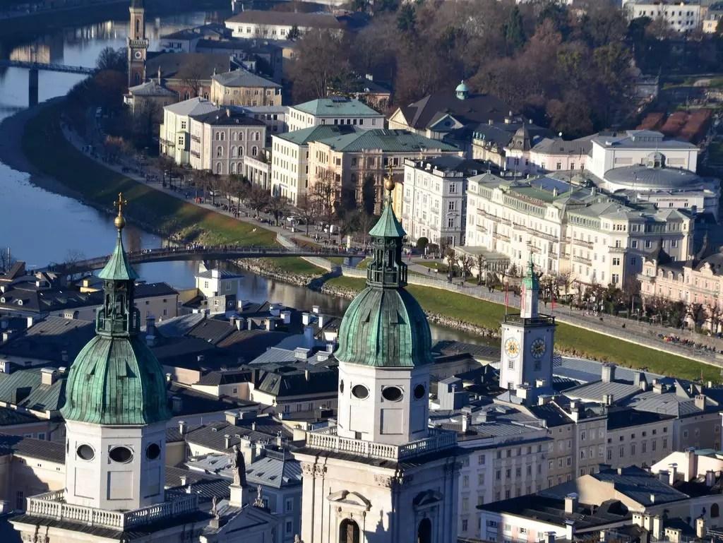 Heimat? Dort wo ich daheim bin, in Salzburg.