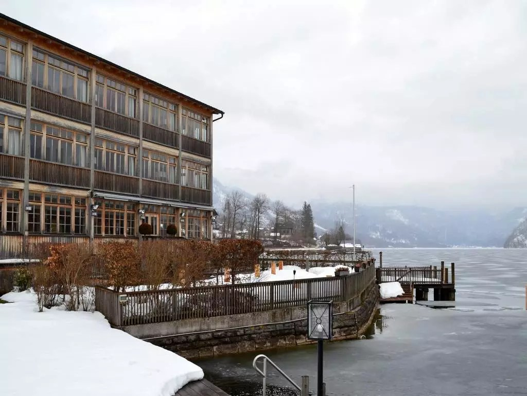 Im Seehotel Grundlsee spürt man österreichische Geschichte hautnah