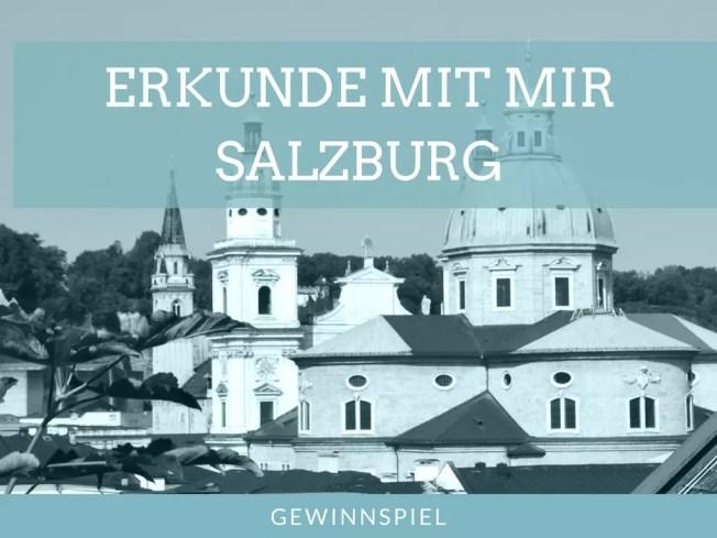 Gewinne drei Tage Salzburg für Zwei