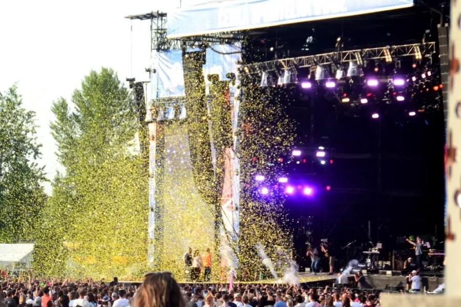 Wie ich zum Festival Colours of Ostrava gelangte