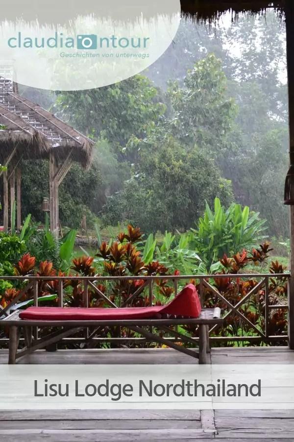 Lisu Lodge Nordthailand