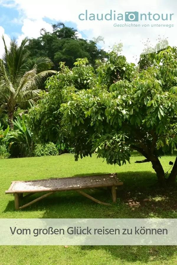 Garten in Nordthailand
