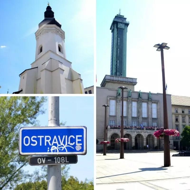 Rathaus Ostrava