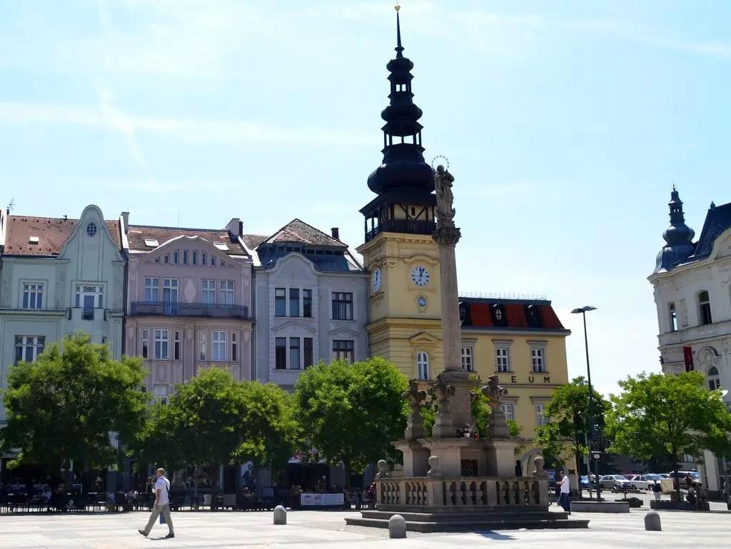 Ostrava Ostrau