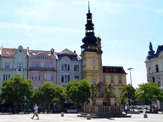 Ostrava und Umgebung; kulturelle Höhepunkte