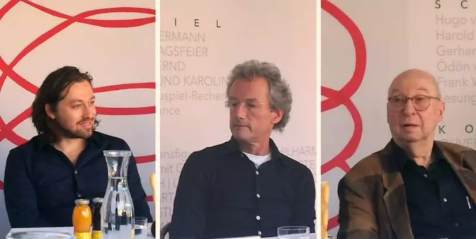 Aribert Reimann, Simon Stone, Franz Welser Möst