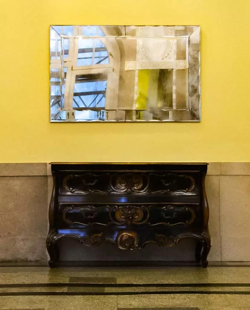 Eingangsbereich Hotel falkensteiner Grand MedSpa Marienbad