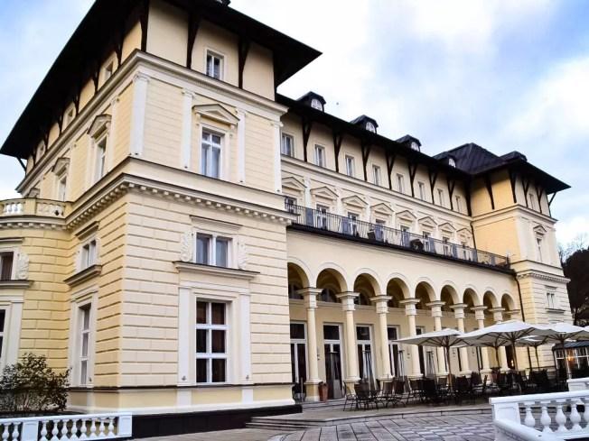 Welcome Home in Marienbad, Wellness und Kur vom Feinsten