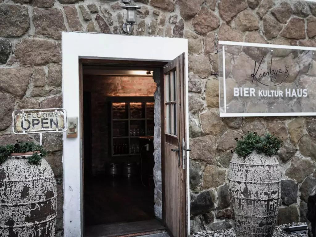 Bier brauen in Obertrum im Bier Kultur Haus