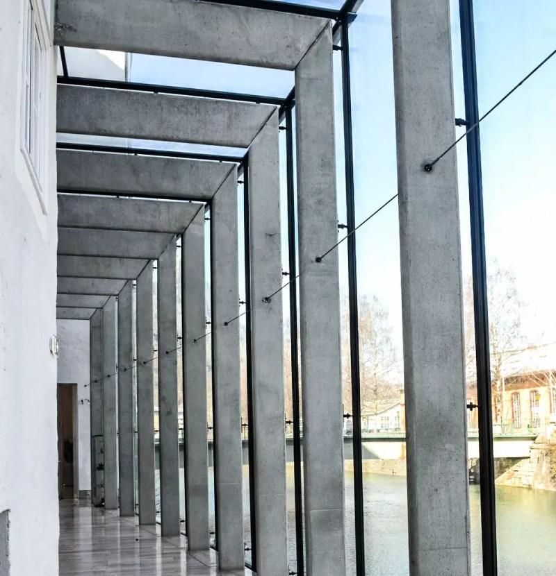 Eingangsbereich Keltenmuseum