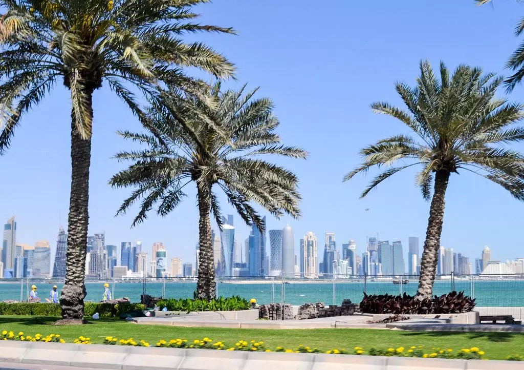 Meine Highlights in Doha, Zwischenstop mit +Qatar