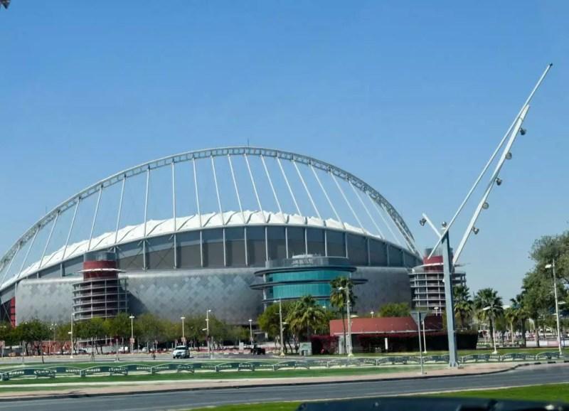 Fussballstadion Khalifa International Stadium
