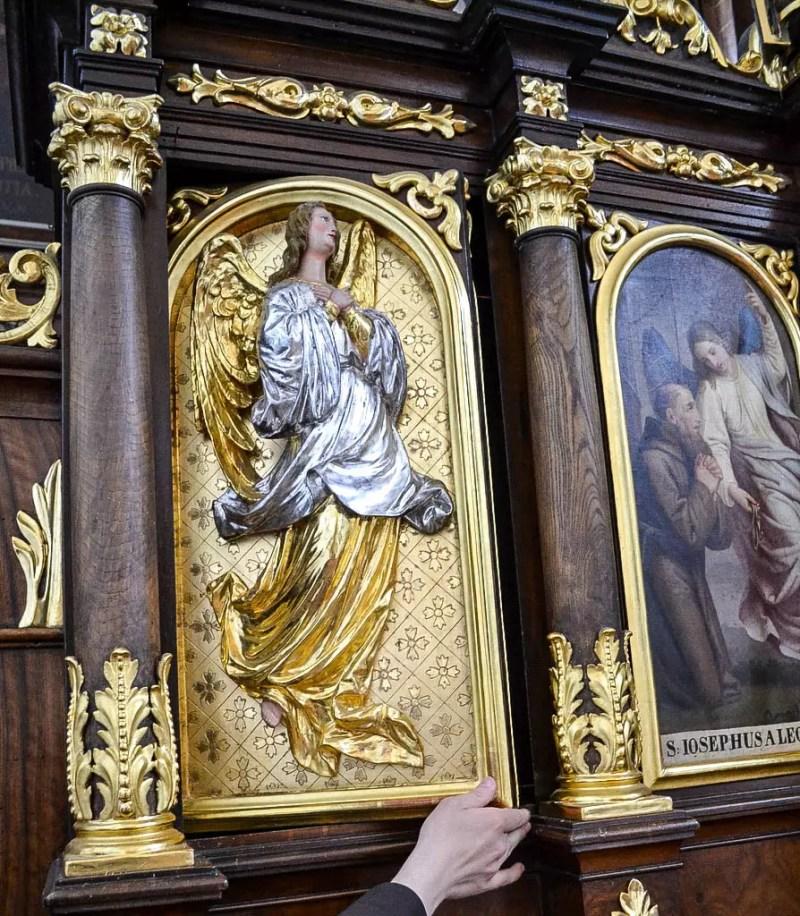 Altar Kapuzinerkloster