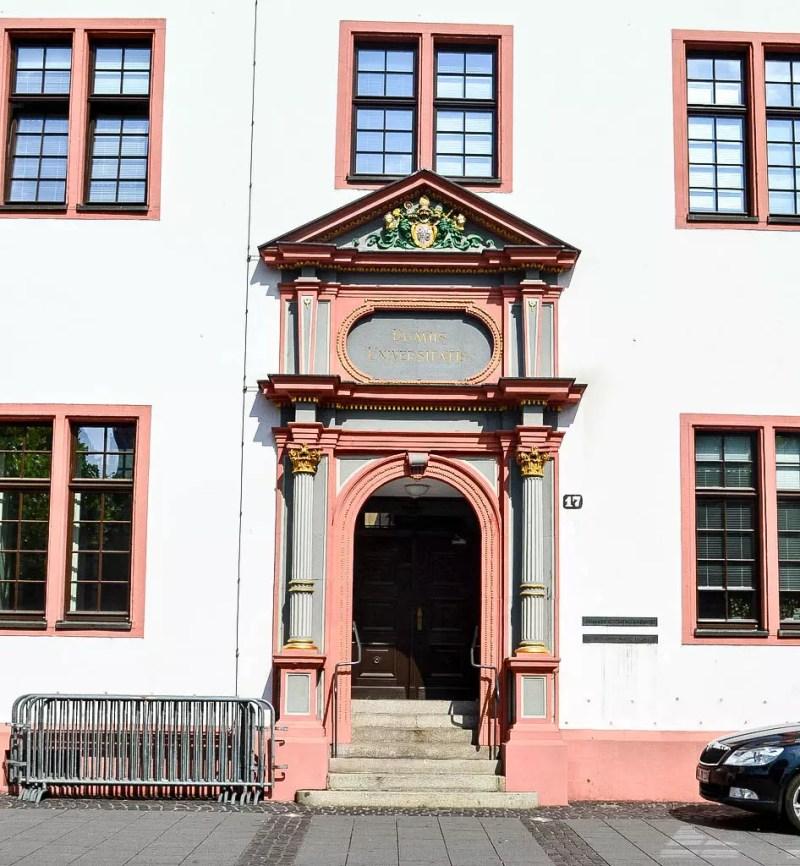 Alte Universität Mainz