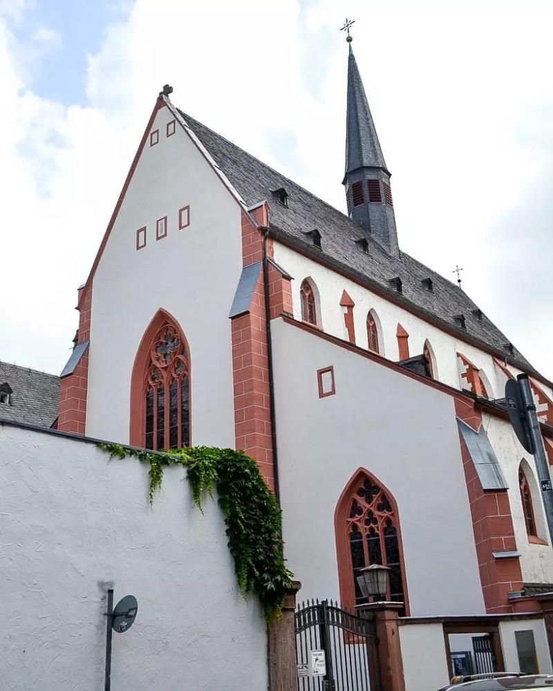 Kirche in Mainz