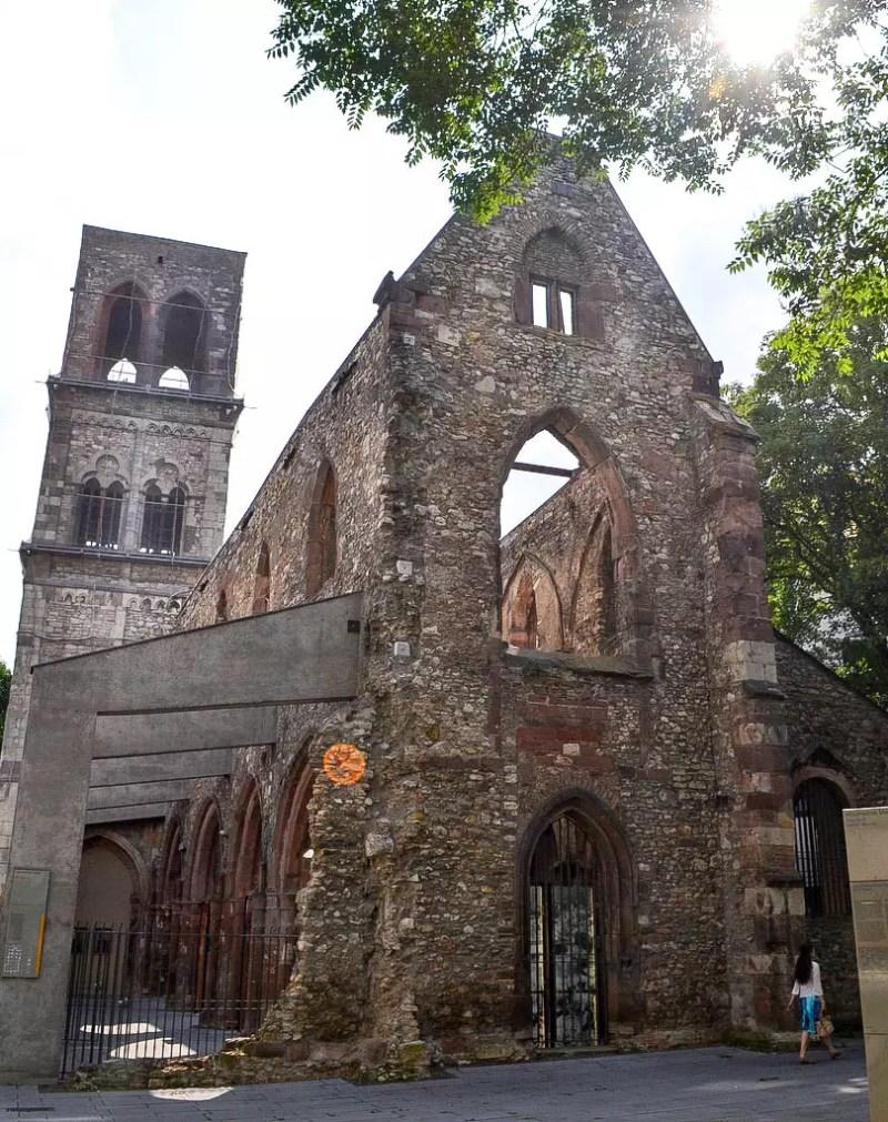 Taufkirche von Joannes Gutenberg in Mainz