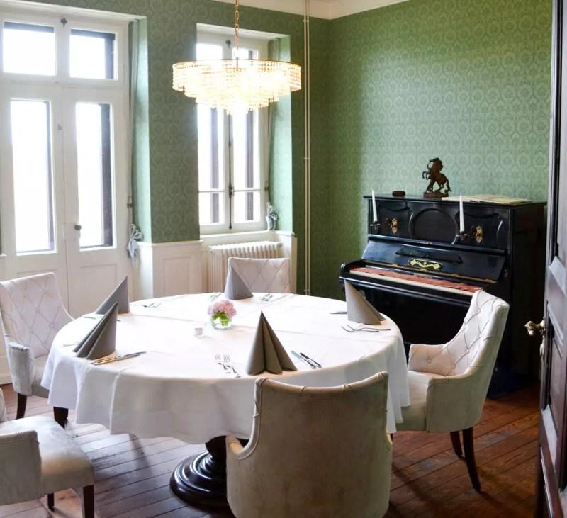 Restaurant gut Leben am Morstein