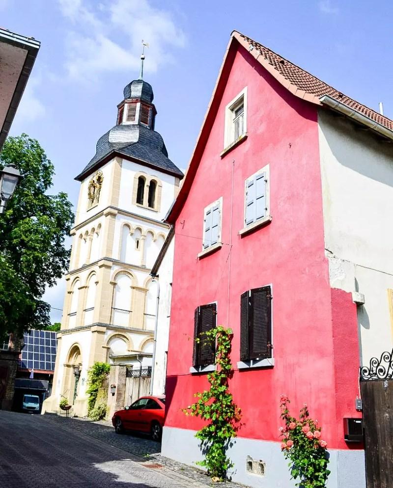 Kirche in Flörsheim-Dalheim