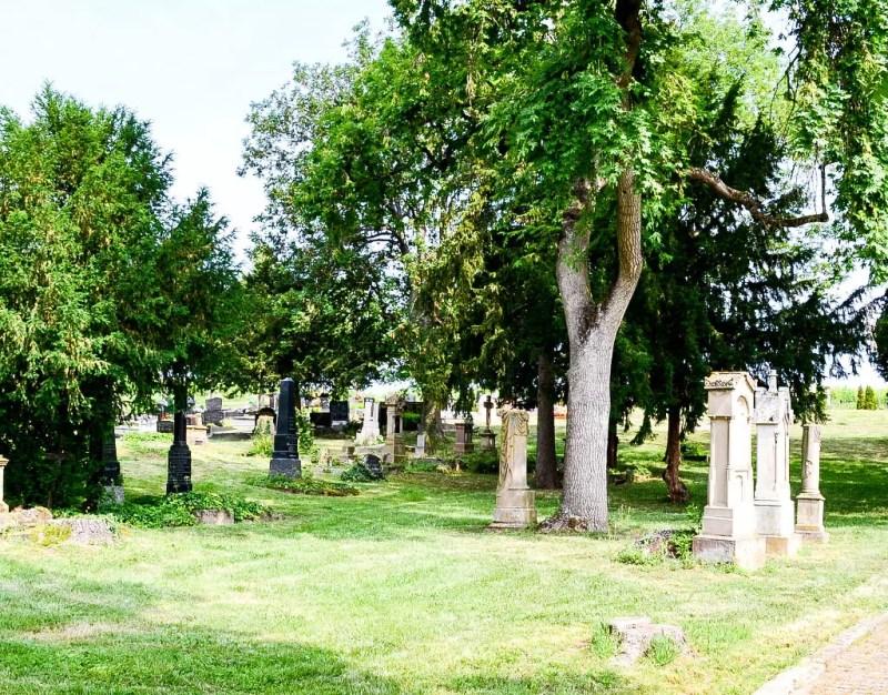 Friedhof in Schwabenheim