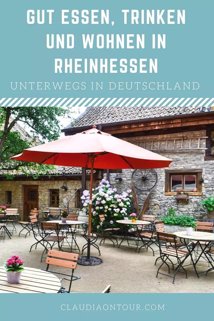 Kurzurlaub in der Weinregion Rheinhessen. Tipps und empfehlungen. #deutschland #rheinhessen #reise