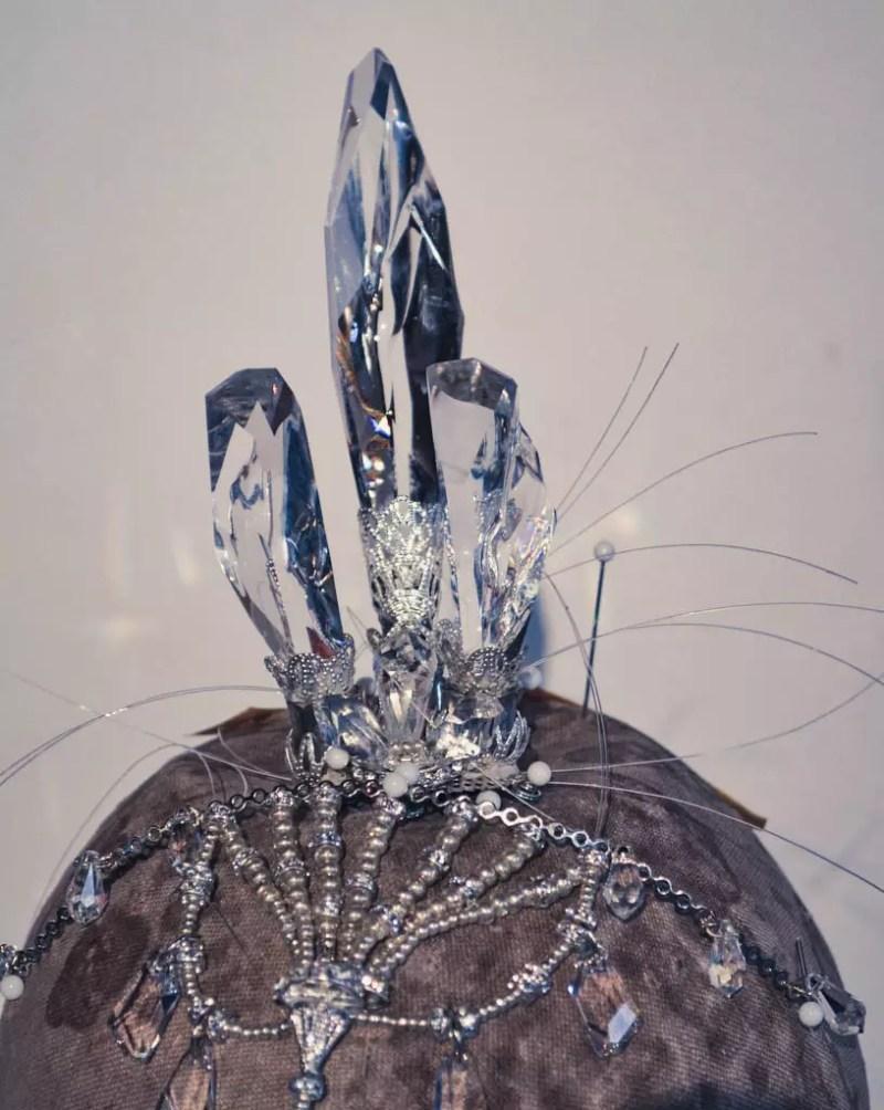 Swarovski Kristalle Kostüm Salzburger Festspiele