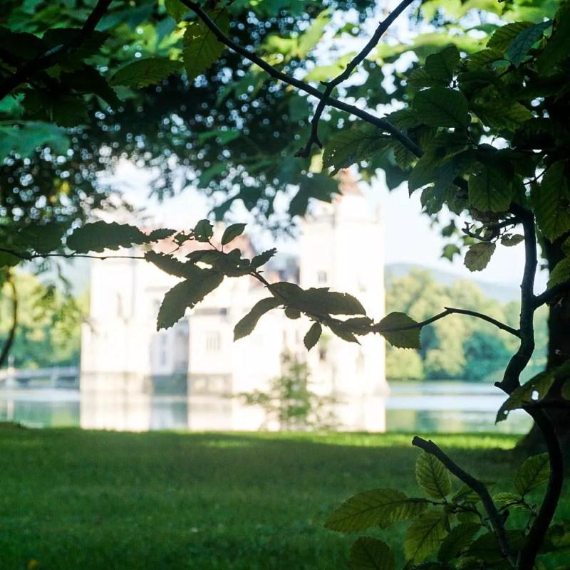 Wasserschloss Anif