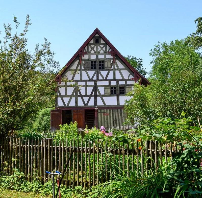 Bauernhaus in Wolfegg