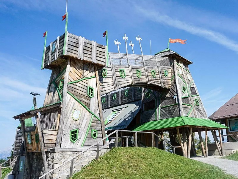 Burg am Geisterberg